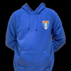 Royal Blue Fleece Hoodie